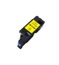 Kompatibël Dell toner c1660 Yellow