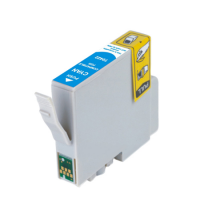 Epson Kartuçë me bojë ngjyrë e kaltër kompatibël T0422 16ml